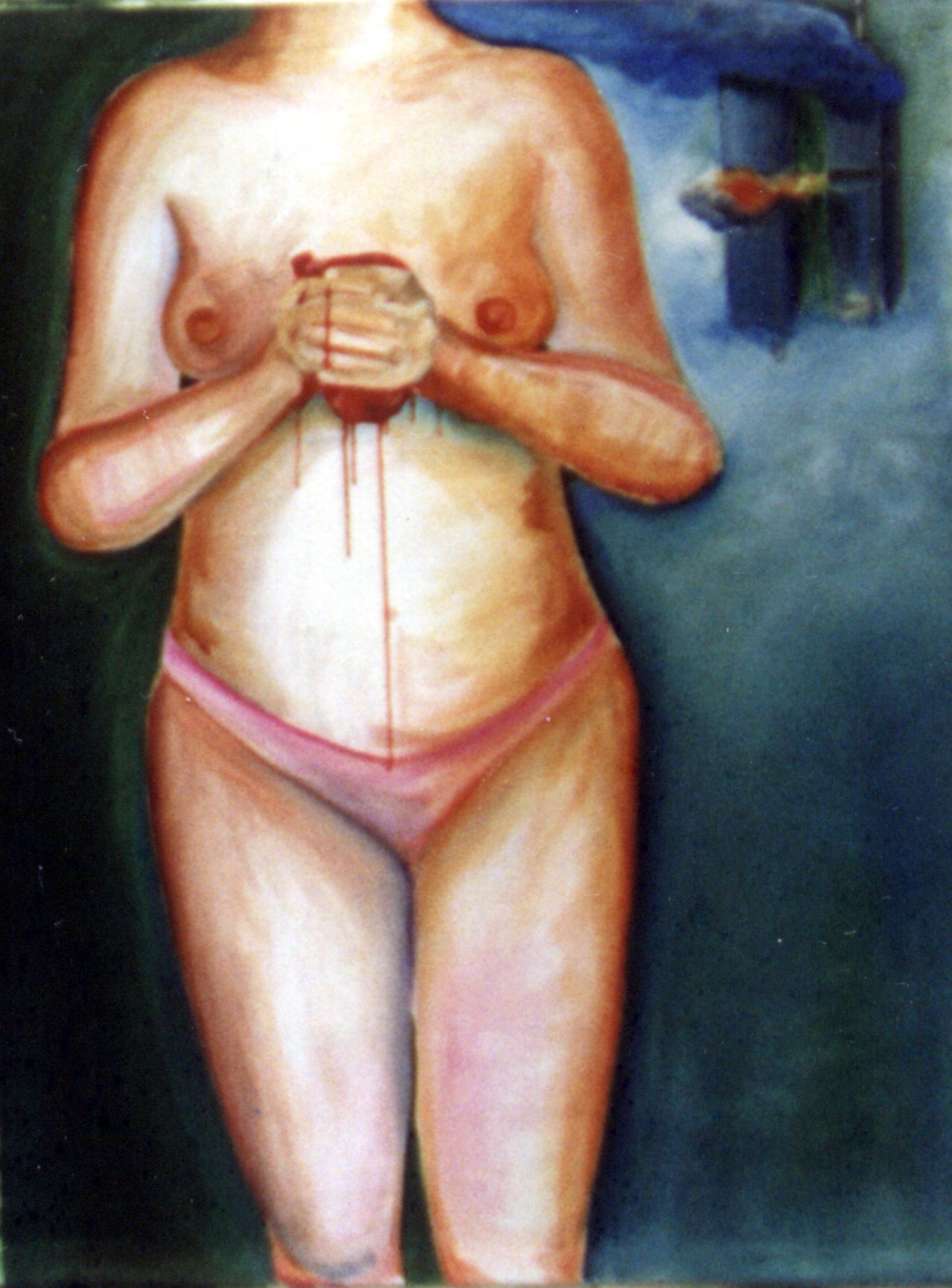 Eye Speak Tapestry, 2004