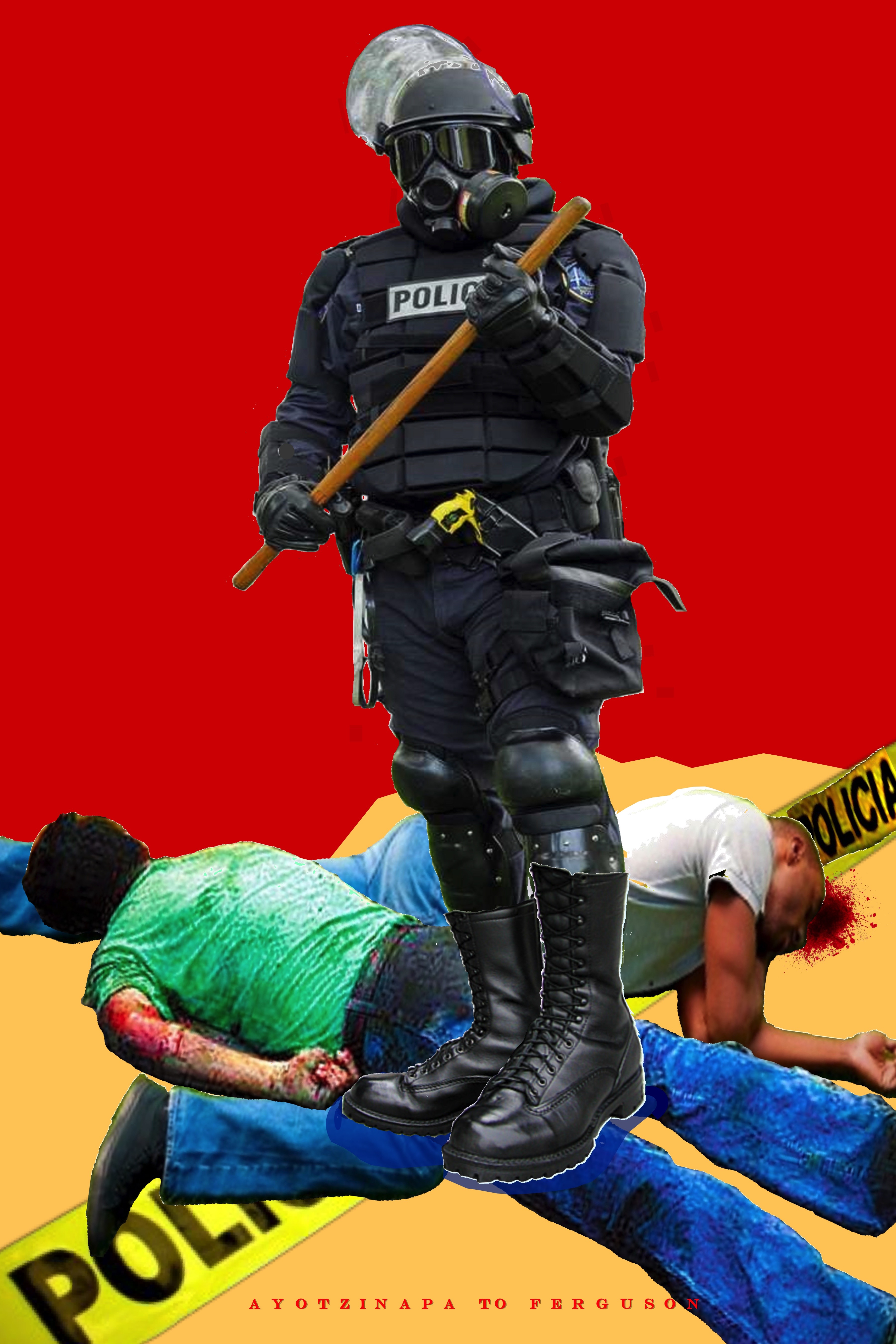 Ayotzinapa to Ferguson, 2016
