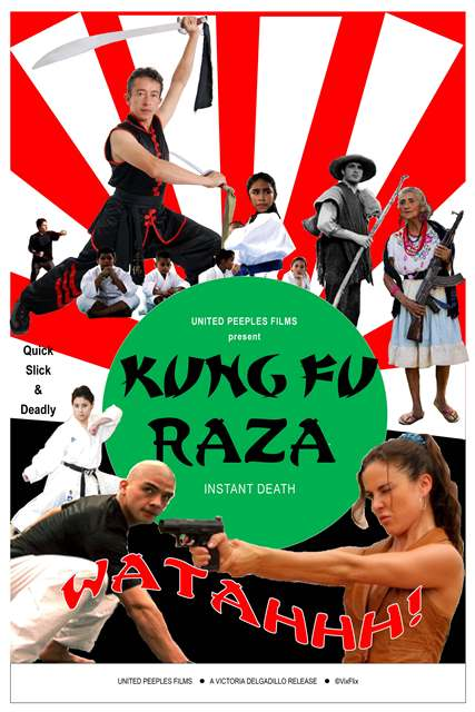 Kung Fu Raza, 2016