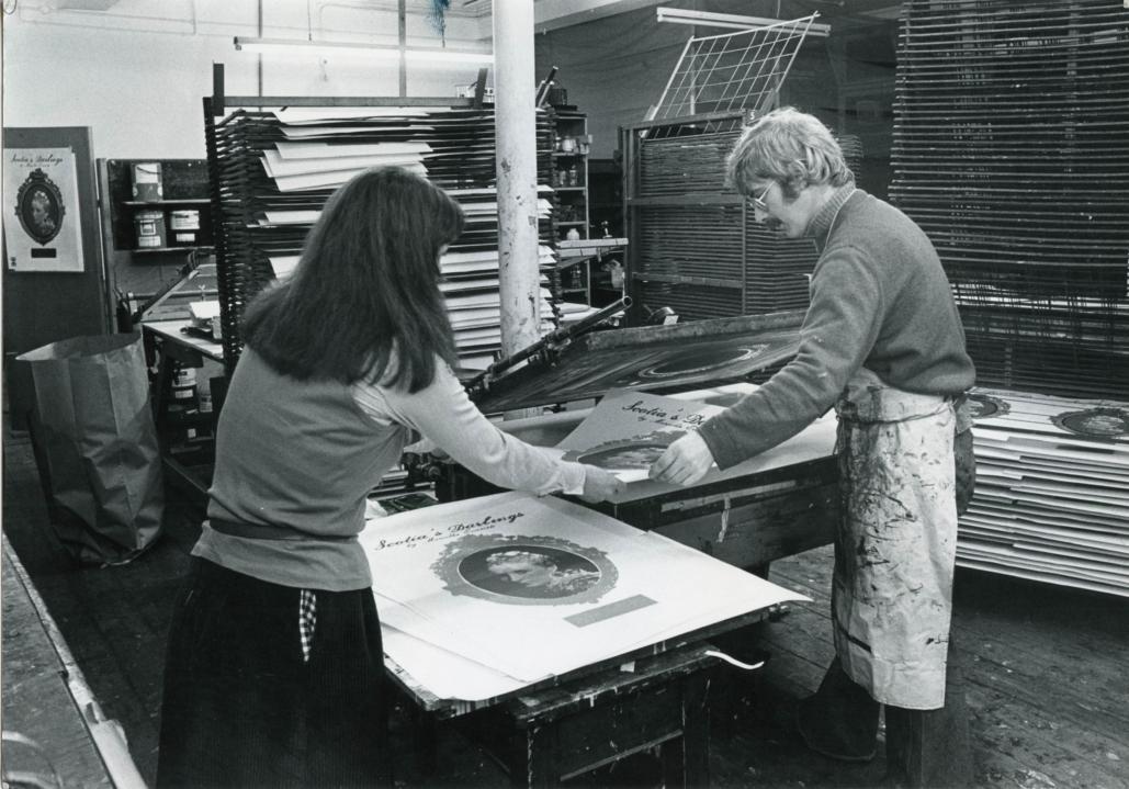 Glasgow Print Studio Women